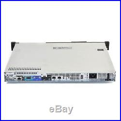 Dell PowerEdge R210 II with E3-1240 4-Core 3.3GHZ/8GB/1TB HDD 1U Server with Rails
