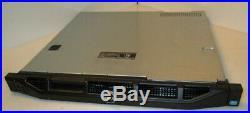 Dell PowerEdge R220 E3-1240Lv3 2GHz 16GB RAM 1TB HDD DVD ROM 1U Rack Server
