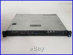 Dell PowerEdge R220 Server 1x E3-1220 v3 QC 3.10GHz 8GB RAM 2x 900GB SAS HDD