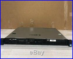 Dell PowerEdge R220 Server E3-1230 V3 3.3GHz Quad Core 8GB H310