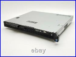 Dell PowerEdge R220 Server Intel Xeon E3-1220 V3 3.10Ghz Quad-Core 8GB ECC Ram