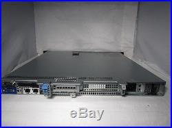 Dell PowerEdge R230 1U Rack Server E3-1230 V5 3.4Ghz 16GB 2TB H330 IDRAC RAILKIT