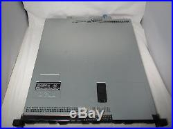 Dell PowerEdge R230 1U Rack Server E3-1230 V6 3.5Gh 4G 500G H330 IDRAC Ent RAILS