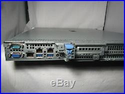 Dell PowerEdge R240 1U Rack Server E-2124 3.3Ghz 32GB 2x1.2TB SAS H330 IDRAC Ent