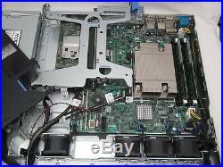 Dell PowerEdge R240 1U Rack Server E-2124 3.3Ghz 32GB H330 IDRACEnterprise RAILS