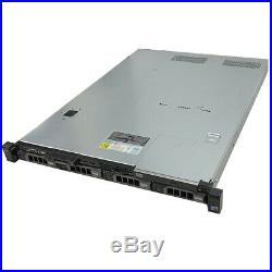 Dell PowerEdge R310 Server Intel Core i3 2.93Ghz 8GB 4x 250GB SATA HDD H700