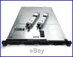 Dell PowerEdge R320 4-Bay LFF 3.5 Intel Xeon E5-2430 6-Core 2.2GHz H310 RAID