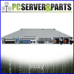 Dell PowerEdge R320 4B LFF 6-Core 2.20GHz E5-2430 8GB RAM H310 No 3.5 HD RPS