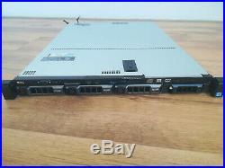 Dell PowerEdge R320 8-CORE E5-2450L 48GB DDR3 PERC H710 HOME-LAB SERVER