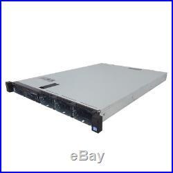 Dell PowerEdge R320 8B RPS Server 4-Core 2.40GHz E5-2407 v2 12GB H310 No 2.5 HD