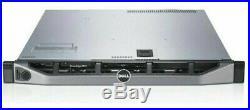 Dell PowerEdge R320 Quad-Core E5-2407 2.20GHz 16GB Ram 2x 500GB HDD 1U Server