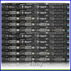 Dell PowerEdge R320 Server / E5-2430 2.2GHz 6 Cores / 8GB RAM / 4x Trays