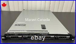 Dell PowerEdge R330 1U Server E3-1240 V6 3.7GHz 32GB RAM 4x 3.5 Bays H330 Raid