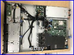 Dell PowerEdge R330 1U Server Xeon E3-1240 v5@3.5GHz 24GB DDR4 Perc H730 3x 146g