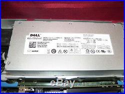 Dell PowerEdge R410 1U Server 2X Quad Xeon E5620/48GB RAM/2X 500GB HDD/iDRAC
