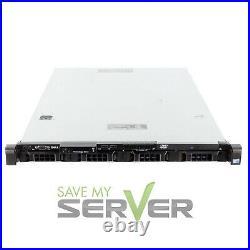 Dell PowerEdge R410 1U Server 2x X5570 2.93GHz = 8 Cores 16GB RAM 4x Trays