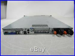 Dell PowerEdge R410 1U Server 2x Xeon E5506 Quad Core 2.13GHz 8GB 0HD Boots