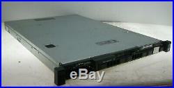 Dell PowerEdge R410 1U Server Single Xeon 6 Core X5650 @ 2.66GHz 8GB RAM No HDD