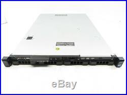 Dell PowerEdge R410 2x 8 Core 2.53GHz Xeon 12GB RAM SAS6iR 1x 480W iDRAC ENT