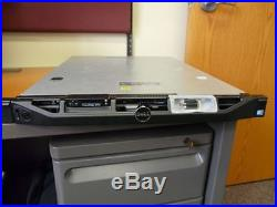 Dell PowerEdge R410 2x Xeon X5570 2.93GHZ QuadCore 32GB DDR3 4x300GB SAS 6/iR
