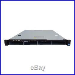 PERC6 RPS 6x 300GB SAS Dell PowerEdge R610 Server 2x 2.93 GHz Quad Core 32GB