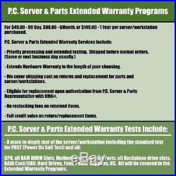 Dell PowerEdge R410 8-Core 2.40GHz E5620 16GB RAM 2x 500GB HD SAS 6/iR DRPS