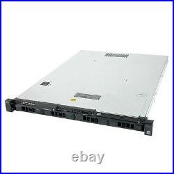 Dell PowerEdge R410 Server 2x 2.4GHz 12 Cores 8GB H700 6TB Storage