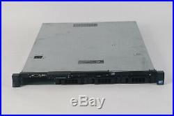 Dell PowerEdge R410 Server 2x Intel Xeon E5645 @2.40GHz/16GB PC3L-10600R/DVD-ROM
