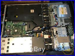 Dell PowerEdge R410 Server Xeon Quad Core 2.4GHz / 8GB RAM / 2x 146GB SAS