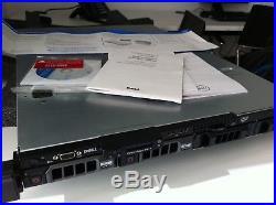 Dell PowerEdge R410 Xeon E5645 2.40GHZ Six Core 8GB DDR3 300GB 15K SAS PERC 6/i