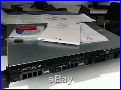 Dell PowerEdge R410 Xeon E5649 2.53GHZ Six Core 8GB DDR3 300GB 15K SAS PERC 6/i