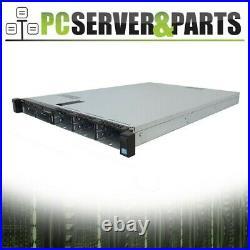 Dell PowerEdge R420 2.5 Server, 2x E5-2420 1.90GHz 6Core, 16GB, 4x Trays, H710