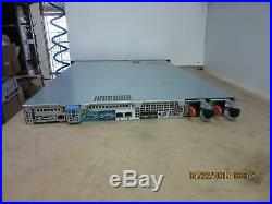 Dell PowerEdge R420, 2x Xeon E5-2420 1.9GHz (12 total cores), 8GB, 2x PSU, H710