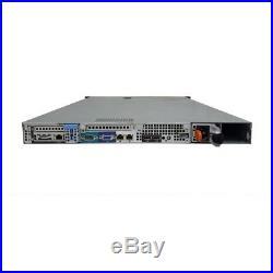 Dell PowerEdge R420 4B Quad Core 2.20GHz E5-2407 8GB Memory 250GB Server H310