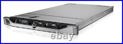 Dell PowerEdge R420 Rack Server Intel Xeon E5-2430 96GB 8 Bay SFF DDR3 H310 1U
