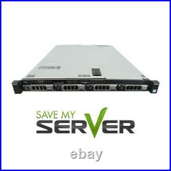 Dell PowerEdge R430 Server / 2x E5-2620 v3 = 12 Cores / 16GB RAM / H330 / 2x PSU