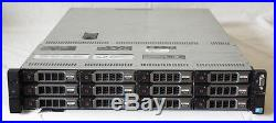 Dell PowerEdge R510 (12 bays) 2x E5620 xeon 2.40Ghz 64GB 146GB 15K SAS Perc H700