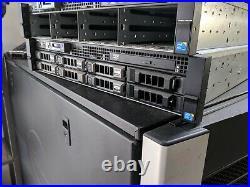 Dell PowerEdge R510 1xE5645 hex core 16GB RAM H700 windows server 2011 coa 2PSU