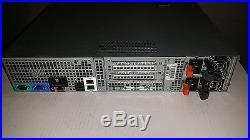 Dell PowerEdge R510 2 x 6-Core XEON E5645 2.40Ghz 32GB Perc 6/i 2xCaddies NO HDD