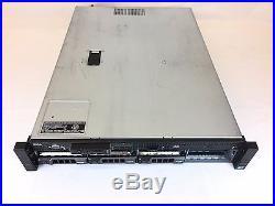 Dell PowerEdge R510 2x Intel Xeon E5630 2.53GHz no drives NO RAM FN1VT LOT#173