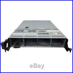 Dell PowerEdge R510 8-Core 2.80GHz X5560 24GB 2x PSU H700 No 3.5 HDD 12B EE