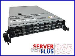 Dell PowerEdge R510 Server, 2x Xeon 3.06 GHz Six Core, 64GB, H700, 12x Tray 2RPS