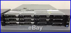 Dell PowerEdge R510 Server 2x Xeon x5560 Quad-Core @ 2.80GHz 24GB RAM NO HDD