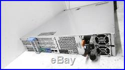 Dell PowerEdge R520 2U Server -Intel E5-2407 2.2GHz 4GB DDR3 8x3.5 2xPSU