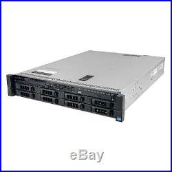 Dell PowerEdge R520 Server 2.40Ghz E5-2407v2 QC 8GB High-End