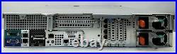 Dell PowerEdge R530 2X Intel Xeon E5-2630v3 2.40GHz 64GB RAM Boot to BIOS NO HDD
