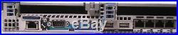 Dell PowerEdge R610 1U 6 Bay Server 2x Xeon 6 Core E5645 @2.4GHz, 2GB RAM, 2 PSU