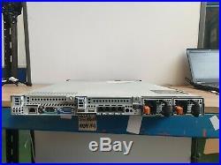 Dell PowerEdge R610 1U RackServer 1x Intel Xeon Quad Core CPU 2.0GHz 12GB RAM