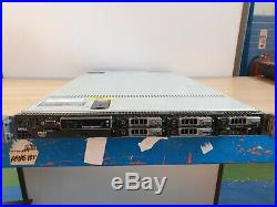 Dell PowerEdge R610 1U RackServer 1x Intel Xeon Quad Core CPU 2.67GHz 16GB 1.2TB