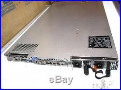 Dell PowerEdge R610 1U Server 2x Intel Xeon QC E5630 2.53GHz 4GB 2.5 -QTY^